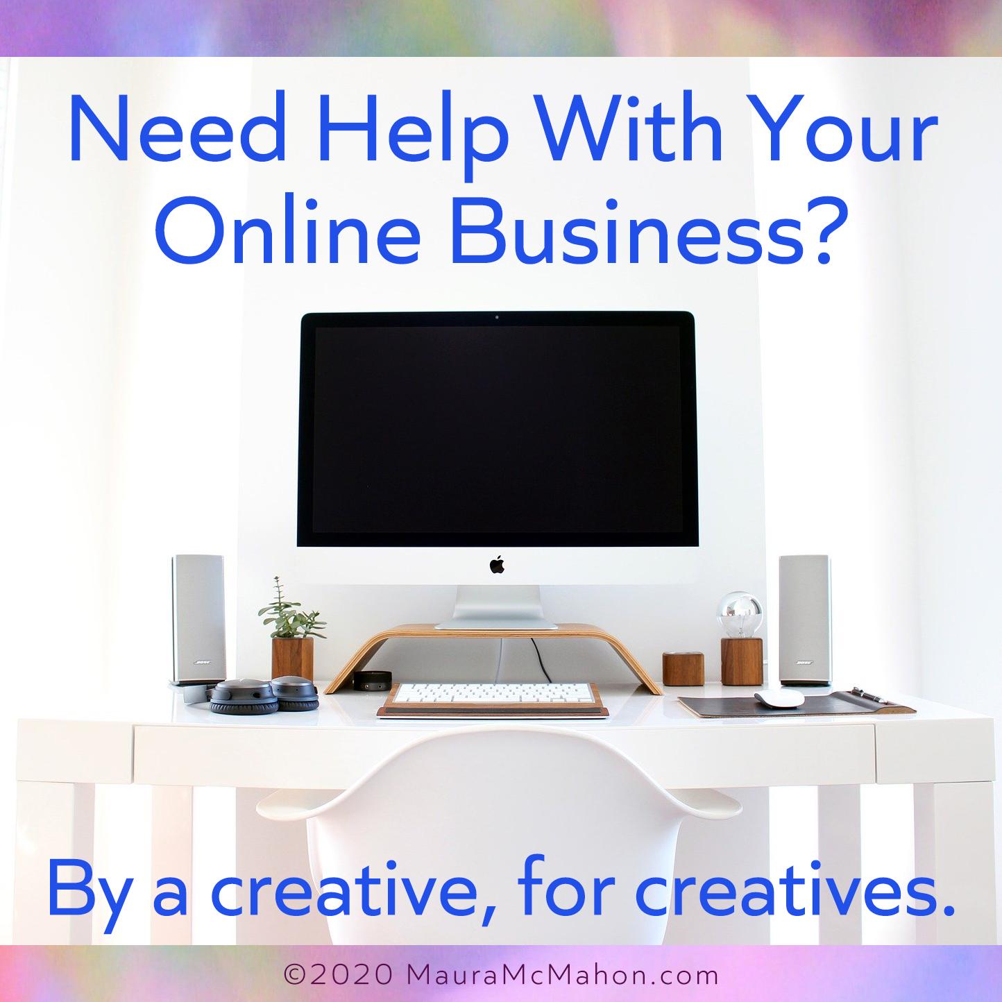 Creatives, Lightworkers, Healers…Need Help Getting Online?